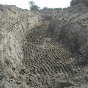 मसानी नाले से जयसिंहपुरा क्षेत्र