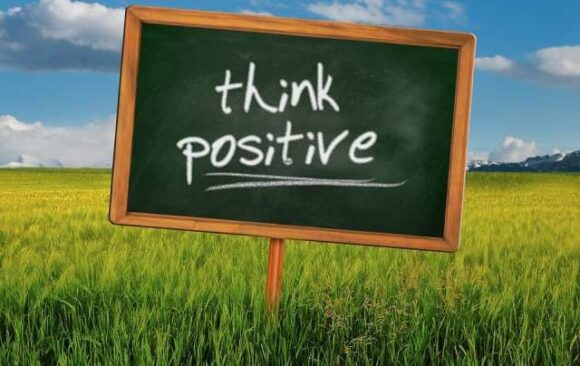 प्रकृति से सकारात्मक से शांति